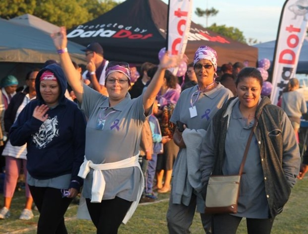 Money Raised for CANSA Relay for Life