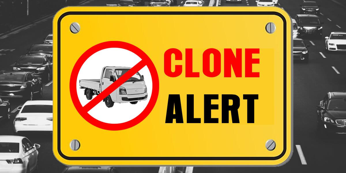 Avoid Buying Cloned Vehicles Online