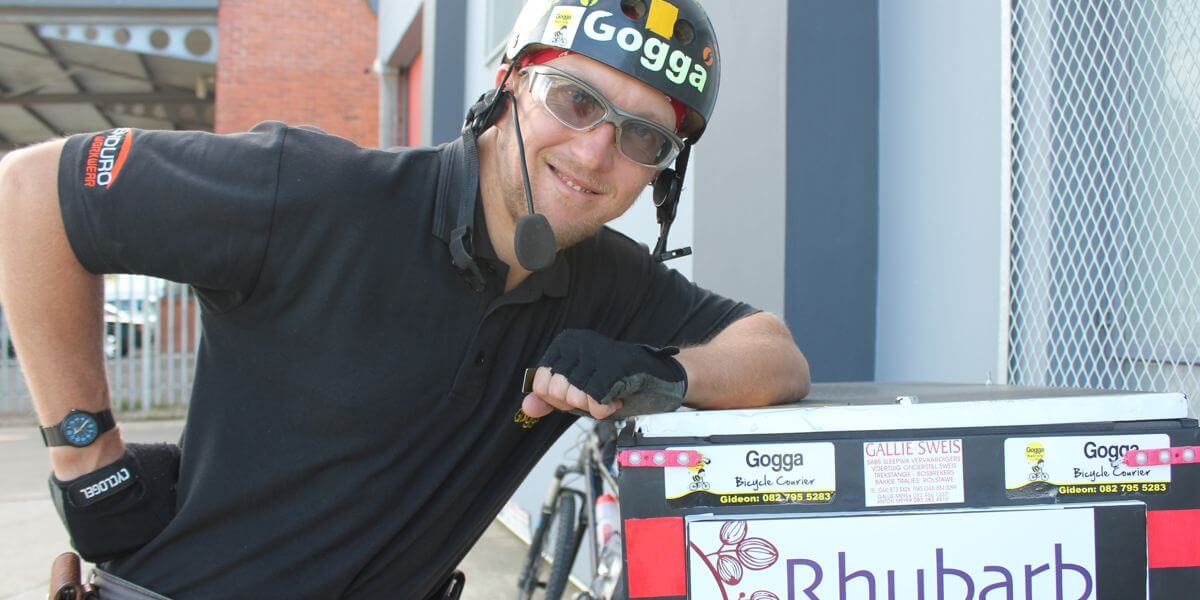 Gogga Bicycle Courier embraces DataDot