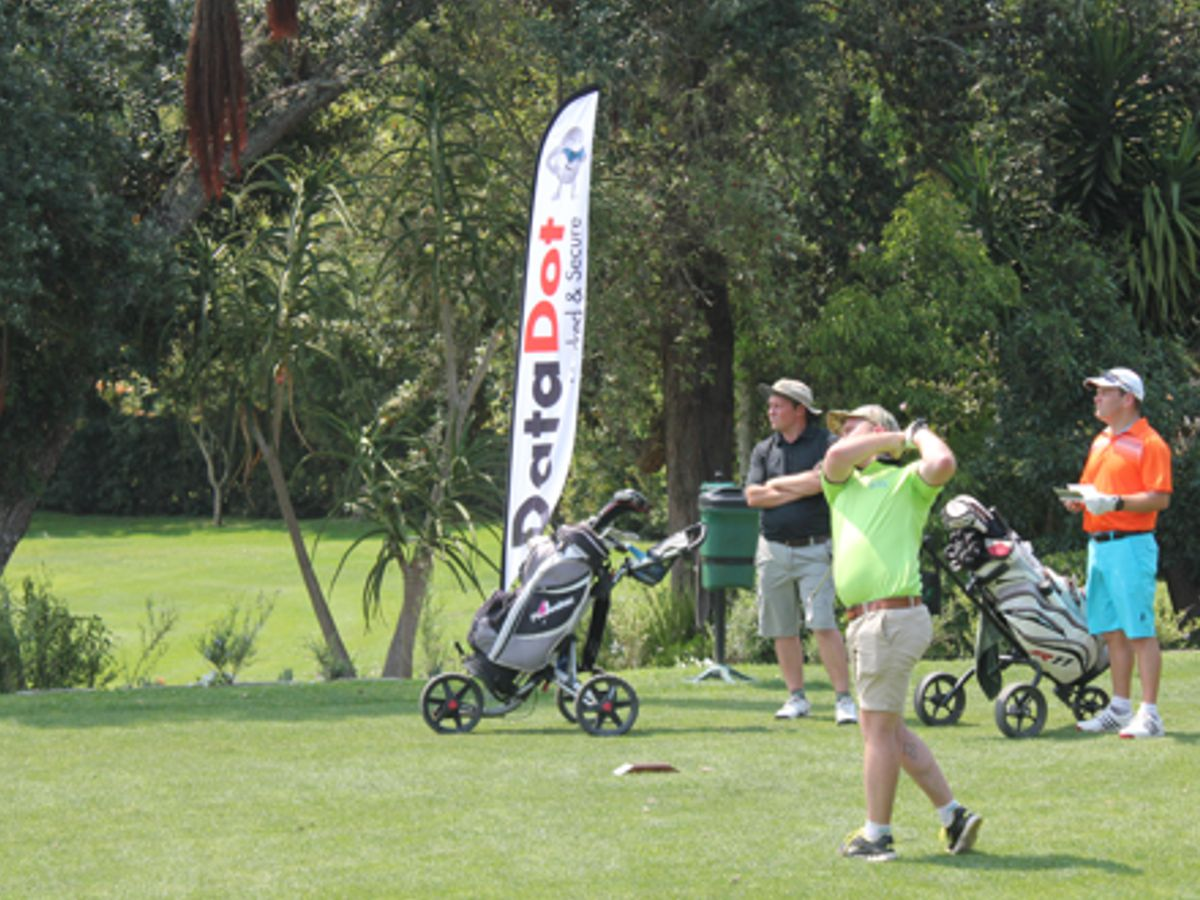 DataDot Embrace Community Core Value and Sponsor Golf Day