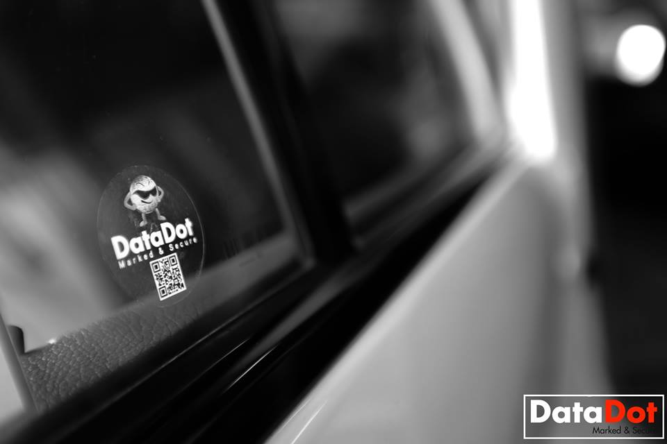 DataDot Vehicle Sticker